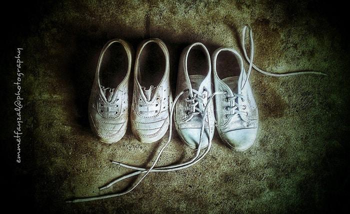 kasut sekolah