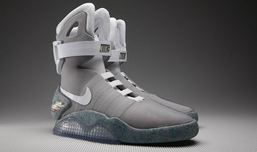 nike back to the future sneakers