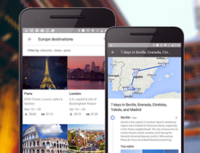 Meet Destinations On Google –  New Ways To Plan Your Vacation
