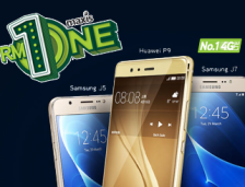 Maxis – Power of ONE: 4G Smartphone And Chromecast Only For RM1!