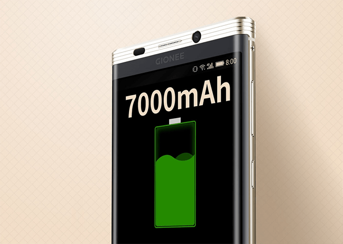 Gionee M2017 With 6GB RAM And 7000mAh Battery Announced ...