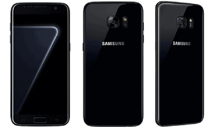 Pearl Black Galaxy S7 edge Launching In South Korea On ...