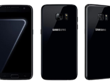 Pearl Black Galaxy S7 edge Launching In South Korea On December 9