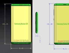 Rumored: The Dimensions Of The Samsung Galaxy S8 And S8 Plus