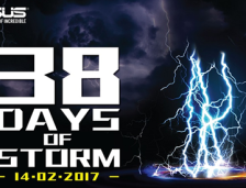 "ASUS – ""38 Days of Storm"" Contest Giveaway ZenFone 3 Max"