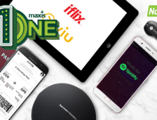 Maxis Offers Iflix, Spotify Subscription for RM1 And Unlimited 365-days Roaming!