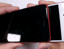 [HOW TO] Want a BLACK Screen On Your RED iPhone 7?