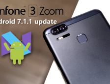 Android 7.1.1 Nougat Update for ASUS ZenFone 3 Zoom.