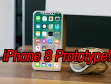 [VIDEO] The iPhone 8 Prototype On Hand!