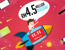 Honor Malaysia To Giveaway RM4.5 Million Worth Of Discounts During The Double 11 Cybersale On Vmall.