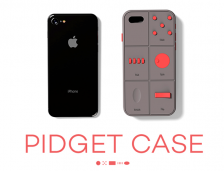 The Phone Case Design To Help People Release Unconscious Stress.
