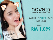 HUAWEI nova 2i Is Now Priced At RM1,099!