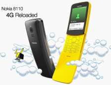 The New Nokia 8110 4G | Reloaded
