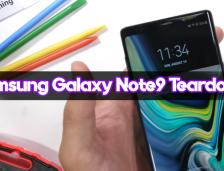 [VIDEO] Samsung Galaxy Note9 Teardown!