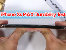 iPhone Xs Max Durability Test! – Scratch and Bend.