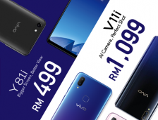 Vivo V11i On Christmas Promo Price, ONLY RM1,099!