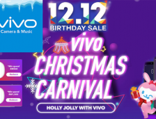Enjoy 12.12 Promotions With Vivo Only At Shopee.