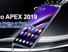 Vivo APEX 2019 | No Buttons or Ports, 12GB RAM+5G Smartphone!