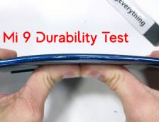 Xiaomi Mi 9 Durability Test!