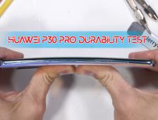HUAWEI P30 Pro Durability Test!