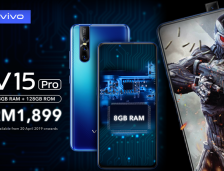 VIVO V15 Pro Unveiled With 8GB RAM For RM1,899!